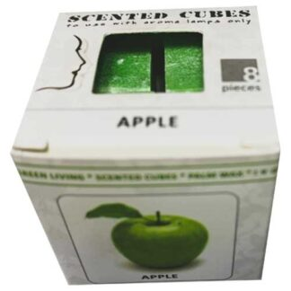 apple, scented cubes, waxmelts, scentchips,