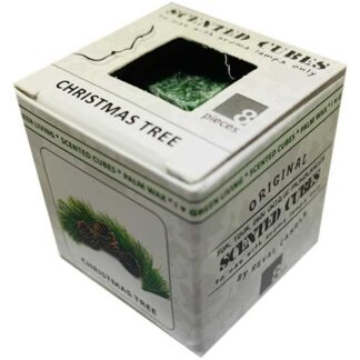 kerstboom, christmas tree, scented cubes, waxmelts, scentchips,