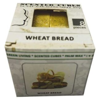 wheat bread, scented cubes, waxmelts, scentchips,